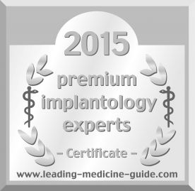 Premium Implantology Experts - Selected dentists and specialists in oral and maxillofacial surgery