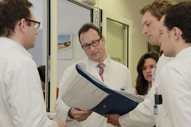 البروفيسور - روديغر فون أيزنهارت - روت - مستشفى رشتس دير إيزار التابع لجامعة ميونخ التقنيةr - خبير