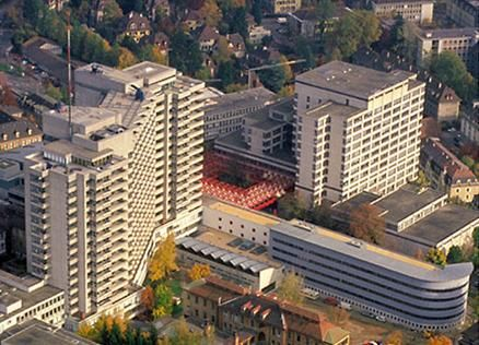 Privatdozent, - Jean-Marc Nuoffer - University Hospital, Inselspital Bern - clinic location