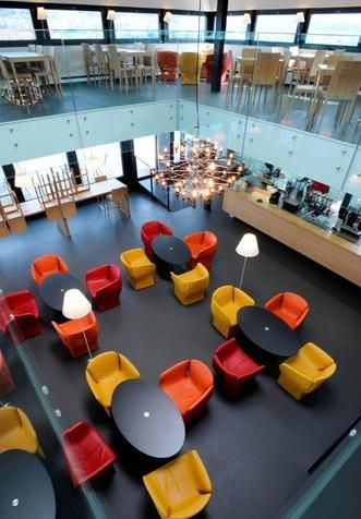 Privatdozent, - Jean-Marc Nuoffer - University Hospital, Inselspital Bern - interior view