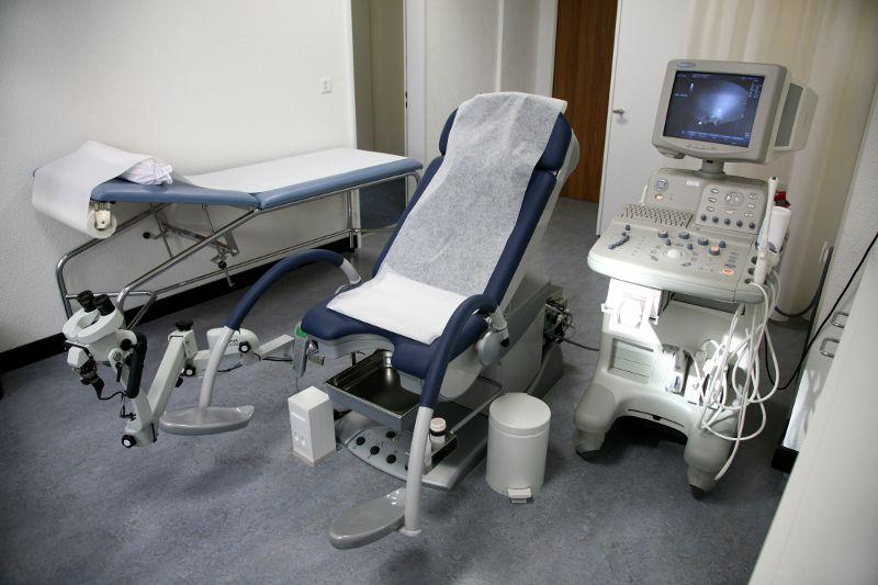 بروفيسور - دانيل فينك - مستشفى زيورخ الجامعي  - غرفة العلاج
