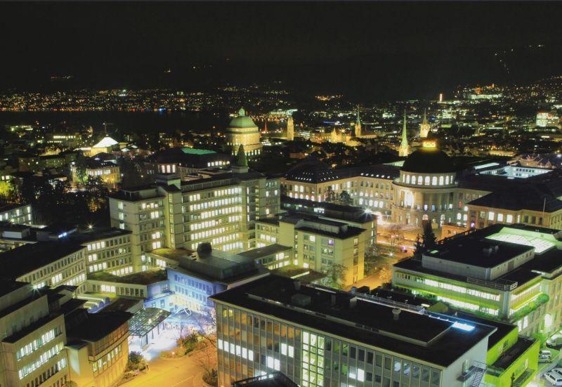 Prof. - Daniel Fink - University Hospital Zurich - exterior view