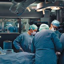Prof. - Jürgen Ennker - HELIOS Heart Center Siegburg - operating room