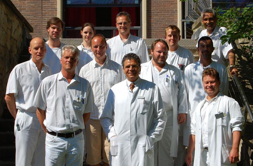 Prof. - Matthias Birth - Helios Hanseklinikum Stralsund - expert team