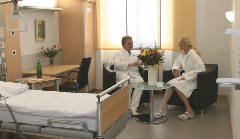 البروفيسور - هانس أودو تسيرن - مستشفى سانكت أغاتا ـ كولونيا - استشارة