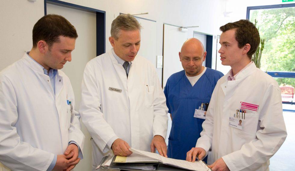 Prof. - Stefan Zeuzem - Klinikum der Johann Wolfgang Goethe-Universität - expert team