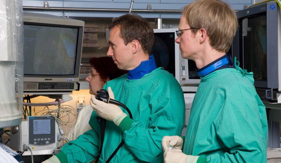 Prof. - Stefan Zeuzem - Klinikum der Johann Wolfgang Goethe-Universität - checkup