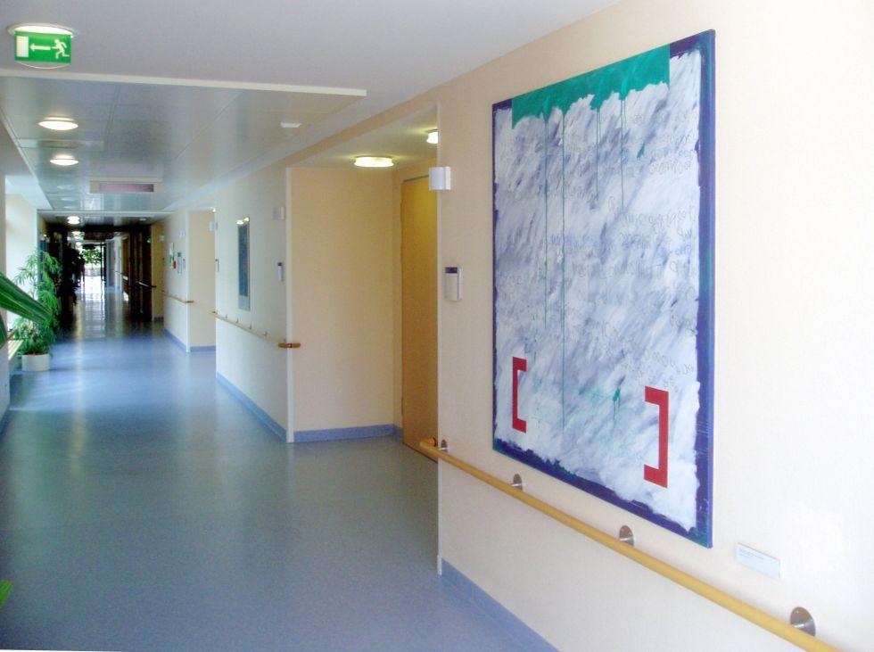 Prof. - Hubertus Riedmiller - University Medical Center Würzburg - interior view