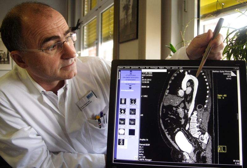 Dr. - Gerd Rudolf Lulay - Health Center Rheine: Mathias Spital - expert