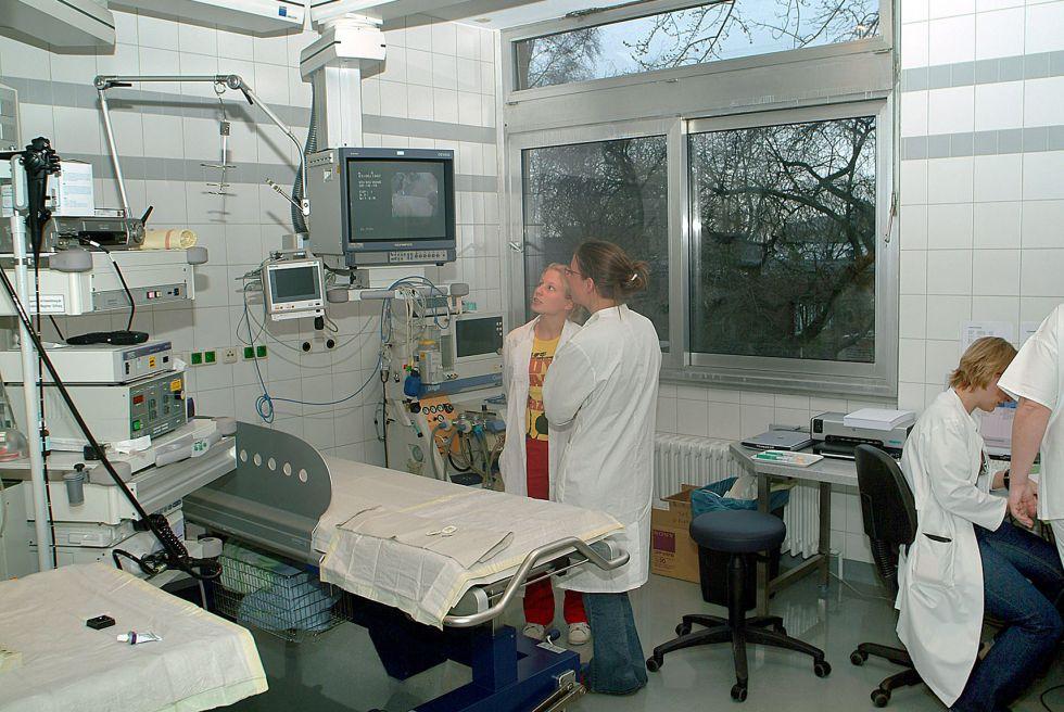 الاستاذ - إكراد هاميلمان - مستشفيات جامعة الرور  في مدينة بوخم، مستشفى - استشارة