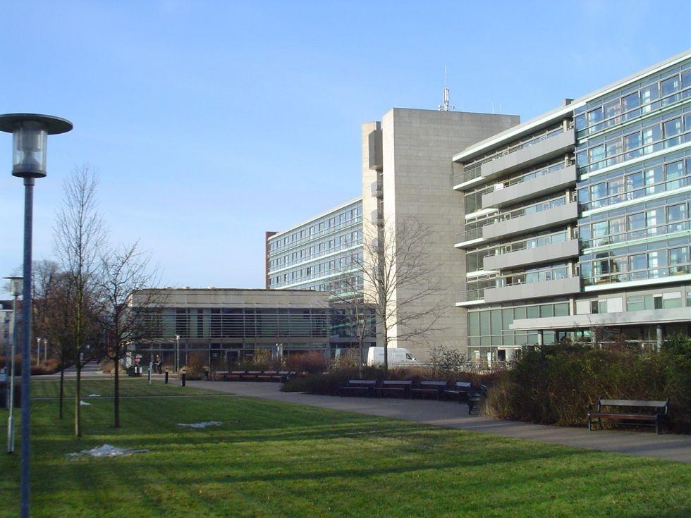 Prof. - Ferdinand Köckerling - Vivantes Klinikum Spandau - exterior view