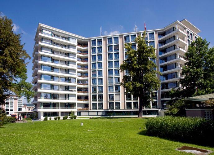 Prof. - Thomas Gasser - Kantonsspital Liestal - hospital campus