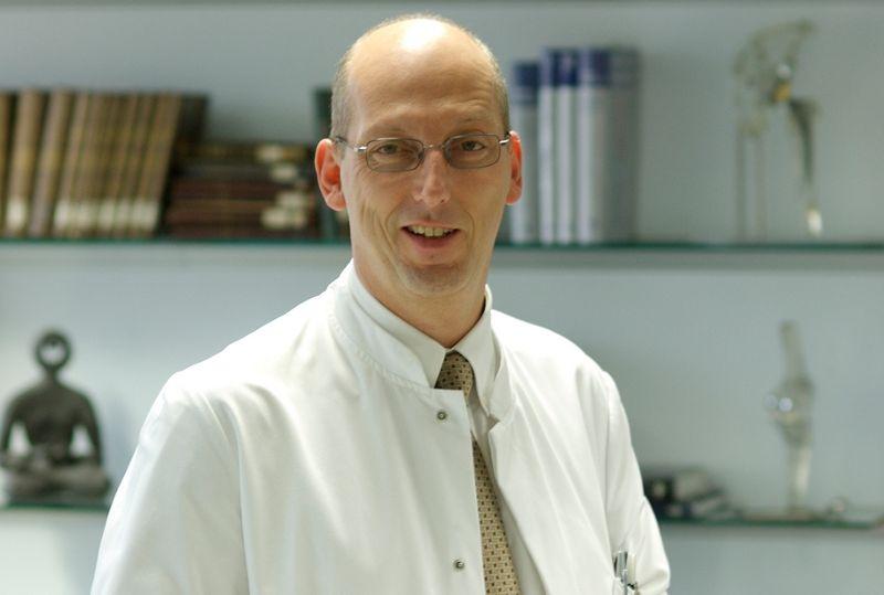 Prof. - Karl-Dieter Heller - Herzogin Elisabeth Hospital - expert