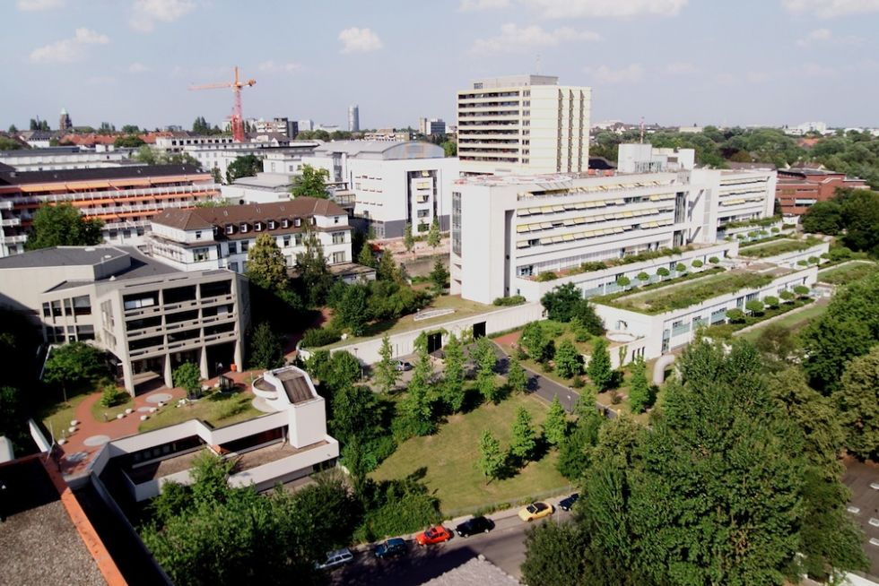 Prof. - Guido Gerken - Essen University Hospital - hospital campus
