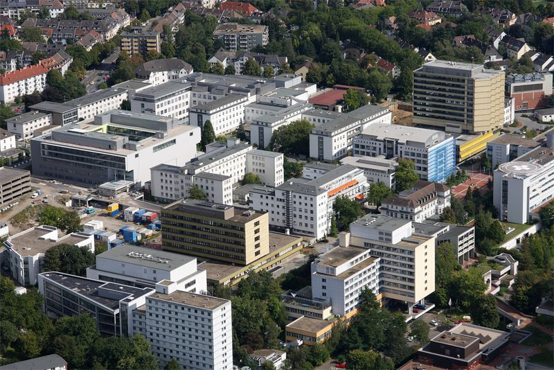 Prof. - Heiner Wedemeyer - Essen University Hospital - clinic location