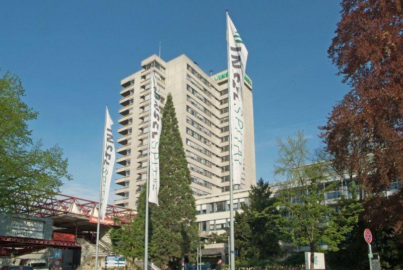 Universitätsklinik für Orthopädische Chirurgie und Traumatologie  - Insel Hospital, University Hospital Bern - exterior view
