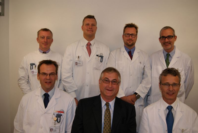Universitätsklinik für Orthopädische Chirurgie und Traumatologie  - Insel Hospital, University Hospital Bern - expert team