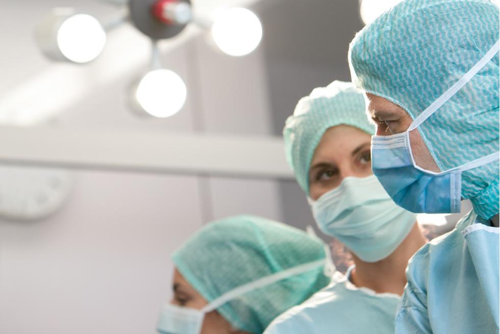 الأستاذ - باسكال أندري بيردا - مركز القلب والأوعية الدموية زوريخ، المنتجع الطبي - العملية الجراحية