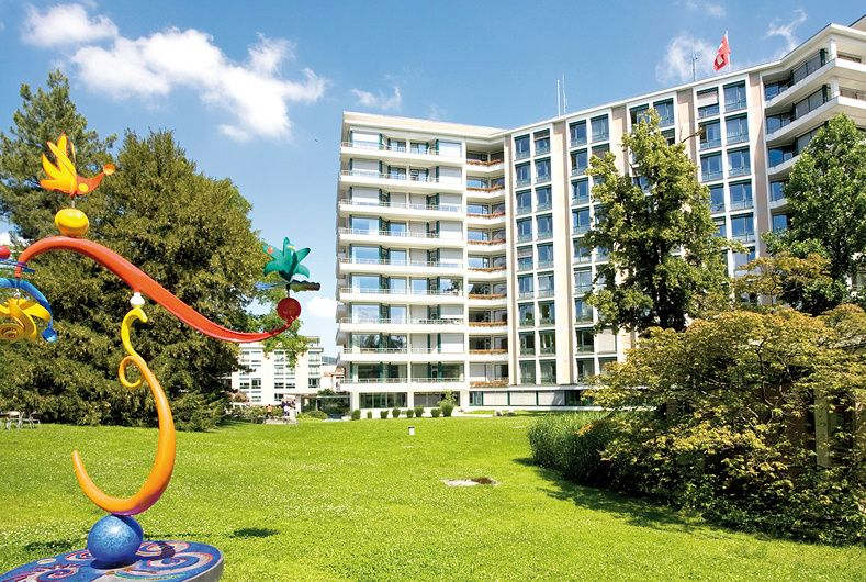 Prof. - Robert Rosenberg FACS, EMBA - Basel-Country Cantonal Hospital, Liestal Site