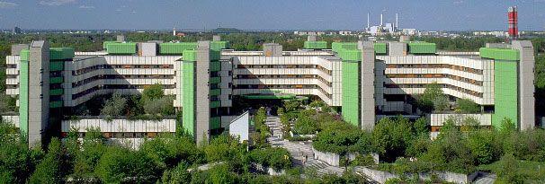 Prof. - Milomir Ninkovic - Munich Municipal Hospital Group – Bogenhausen Hospital - exterior view