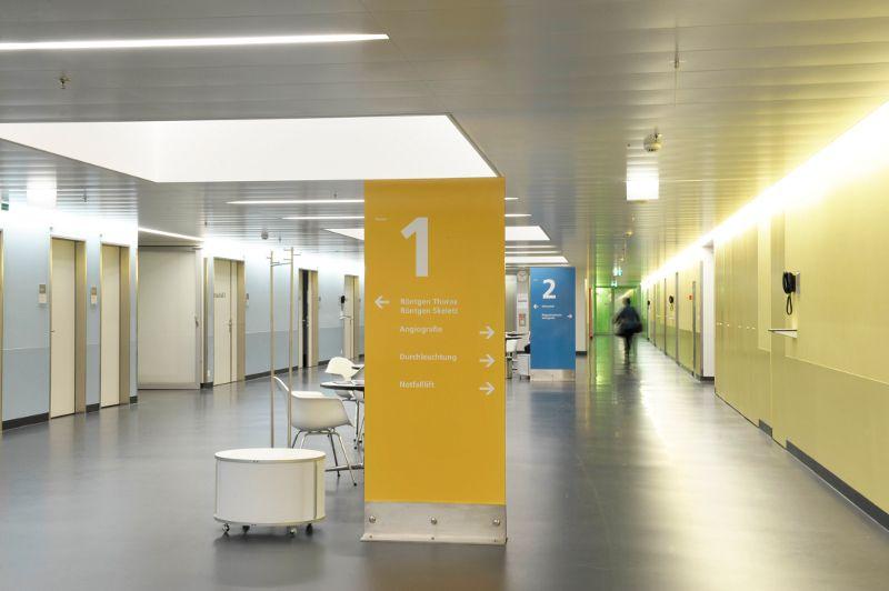Prof. - Johannes T. Heverhagen - Insel Hospital University Hospital Bern - interior view
