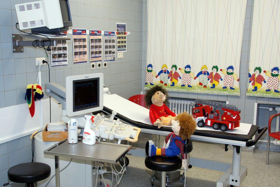 """الاستاذ - رالف بودو ترُبس - المؤسسة الوقفية الكاثوليكية مستشفى """"مارين هوسبتال هيرنه"""" مستشفى جامعة الرور بوخوم - غرفة العلاج"""