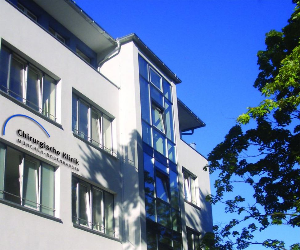Prof. - Thomas P. Hüttl - Clinic for Surgery Munich-Bogenhausen GmbH - exterior view