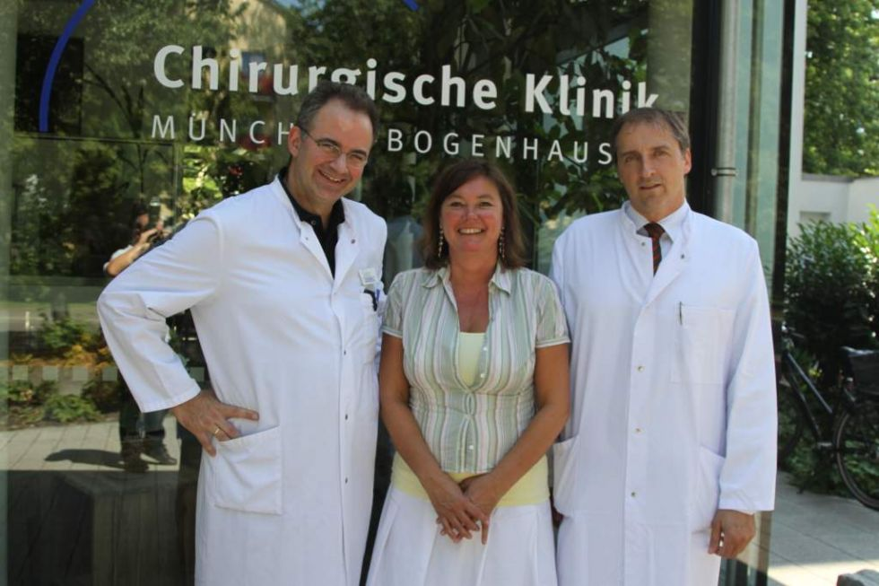 Prof. - Thomas P. Hüttl - Clinic for Surgery Munich-Bogenhausen GmbH - expert team