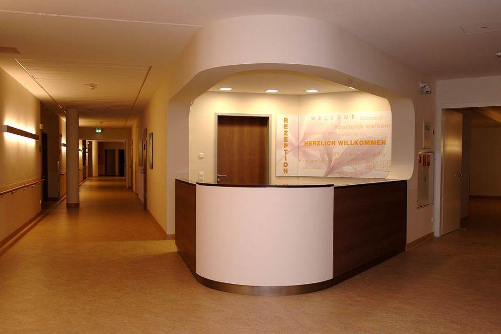 Prof. - Irenäus Adamietz - St. Josef Hospital in the Catholic Hospital, Bochum