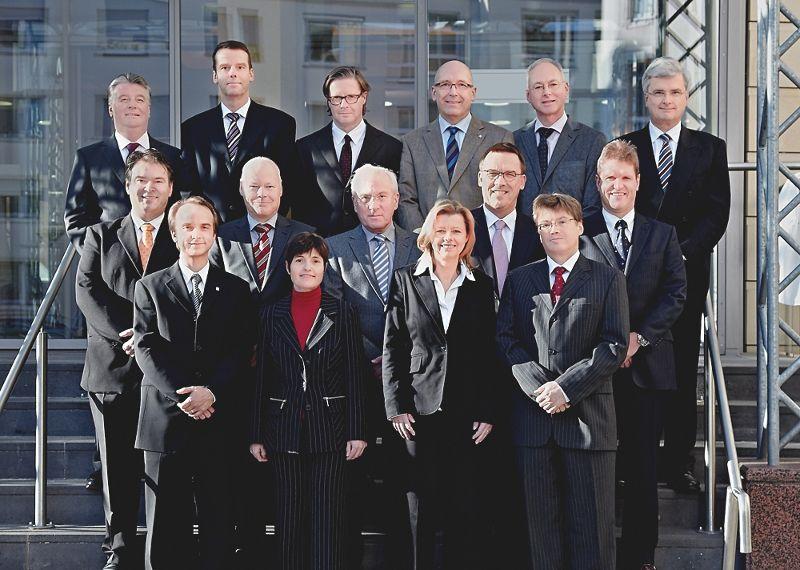 بروفيسور - يورغن هازه - مركز فرانكفورت لطب القلب بمستشفى الصليب الأحمر - فريق الخبراء
