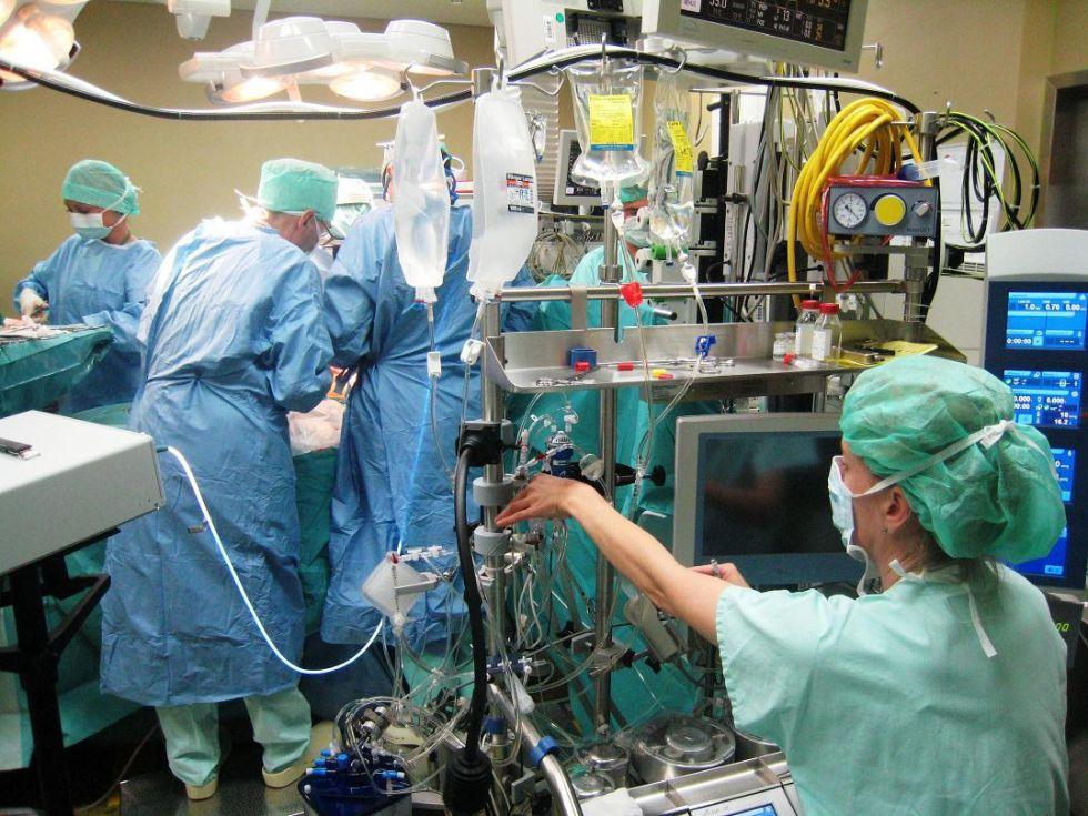 Prof. - Paul Robert  Vogt - Hirslanden – Clinic in the Park - surgery
