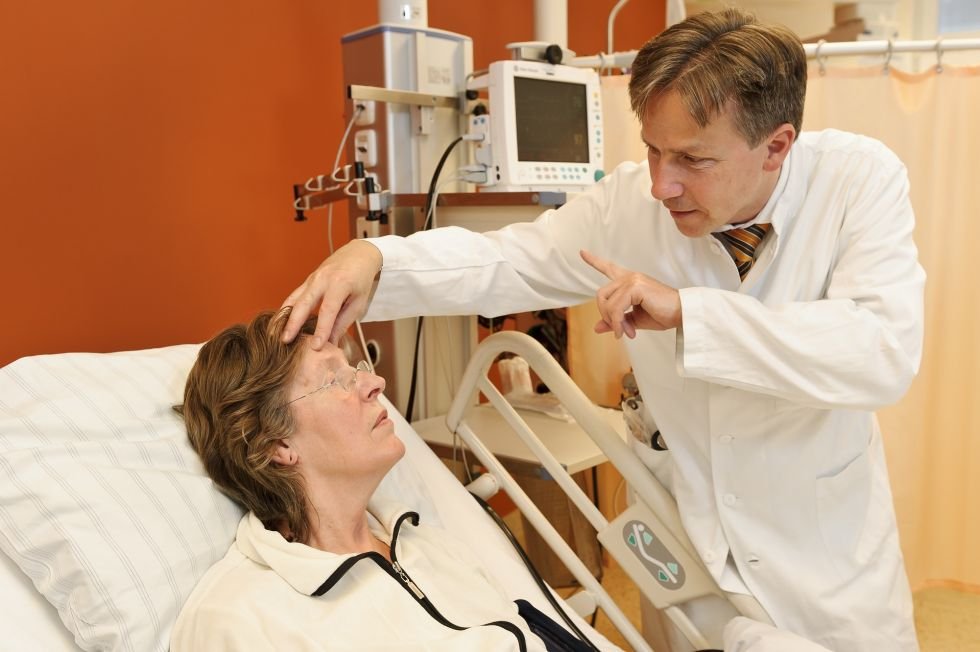Prof. - Guenter Seidel - Asklepios Hospital Nord, Heidberg