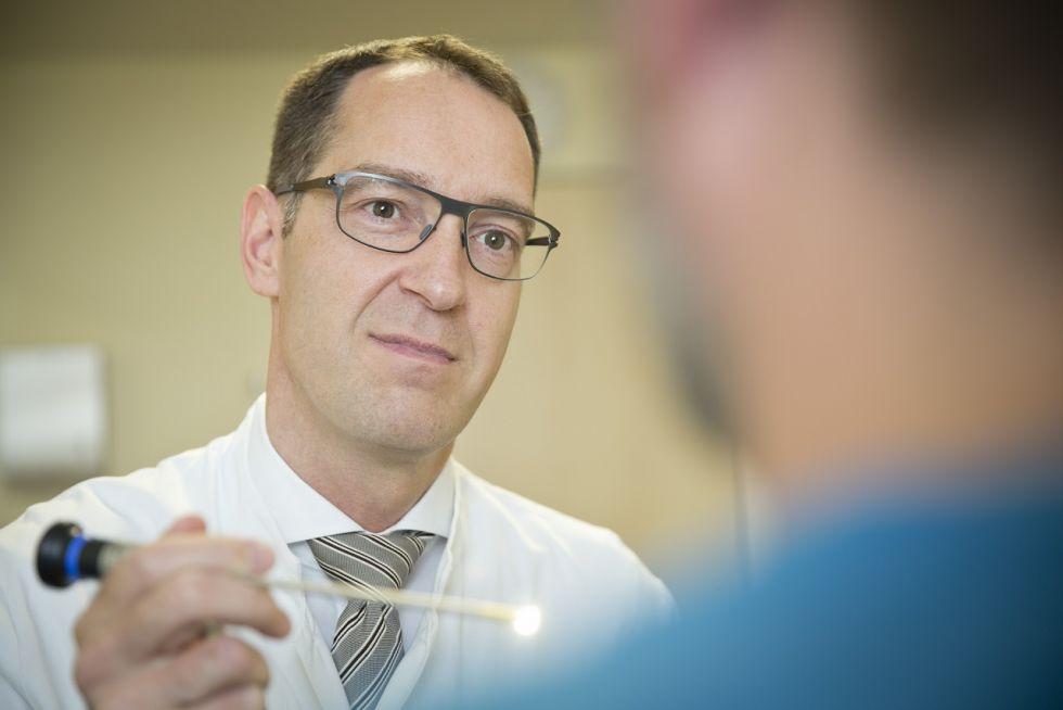 دكتور - كريستوف كولكينز - عيادة أسكليبيوس الشمالية - هايدلبيرج
