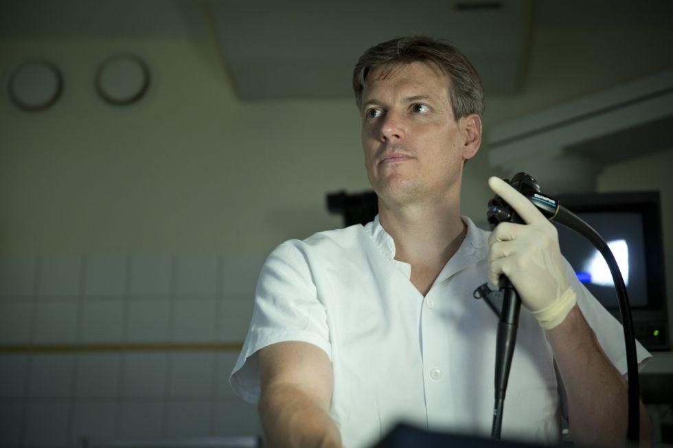 البروفيسور - كلاوس هيرلينغر - عيادة أسكليبيوس الشمالية - هايدلبيرج