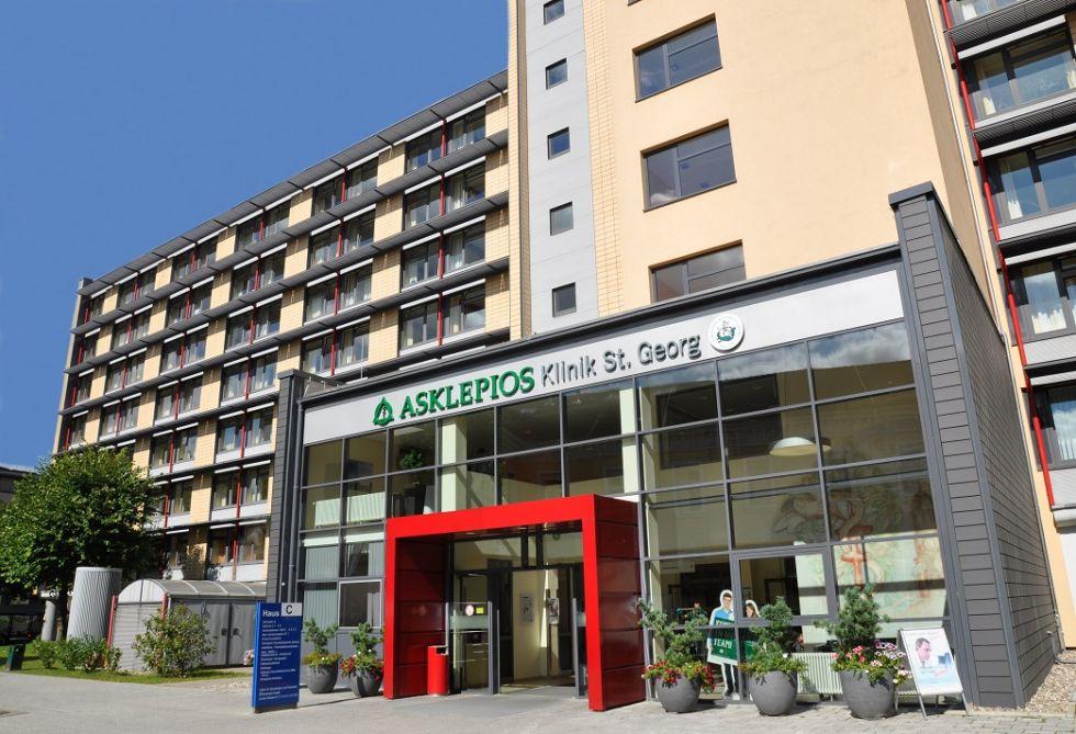 ميخائيل إينرت - Asklepios Klinik St. Georg