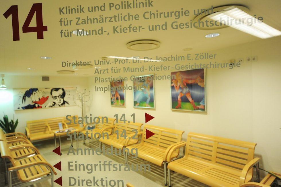 Prof. - Joachim E. Zöller - University Hospital of Cologne