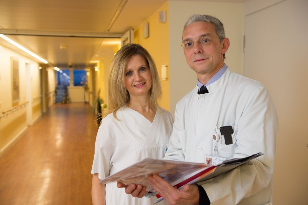 Prof. - Christhardt Koehler - Asklepios Hospital, Altona