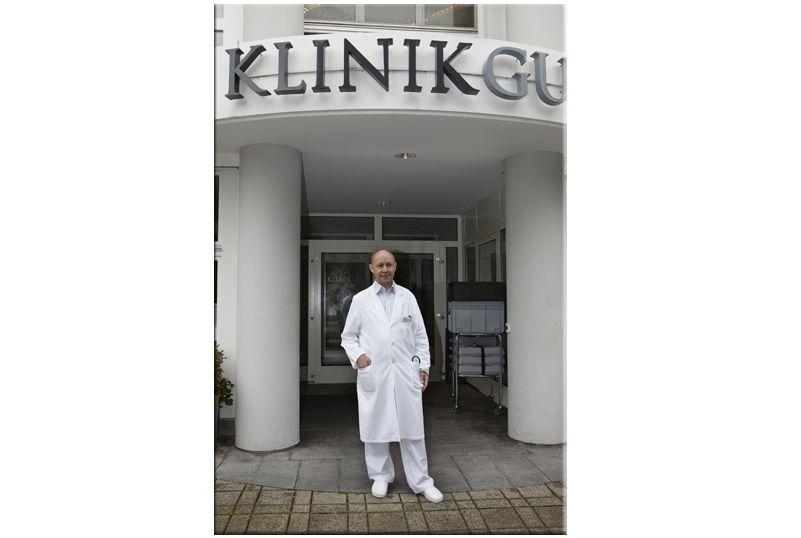 الدكتور - مارتن ريزه - Klinik Gut Chur