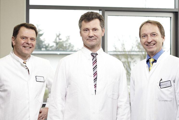Dr. - Gregor  Ostrowski - مستشفى SRH كارلسباد - لانجن شتاينباخ ذ.م.م