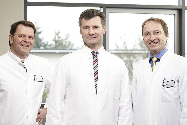 الدكتور/ - تورستن  فيلدا  - مستشفى SRH كارلسباد - لانجينشتاينباخ ذ.م.م
