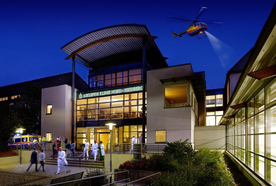 مركز الفتوق - مستشفى أسقليبيوس نورد، هايدبيرغ - مستشفى أسقليبيوس نورد - هايدبيرغ