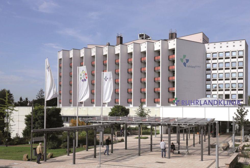 البروفيسور - هيلموت تيشلر - مستشفى رور لاند كلينيك  مركز الرئة غرب ألمانيا  ومستوصف الرئة في ايسن