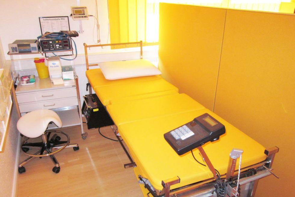 دكتور - بيتر تامه - عيادة العلاج الفيزيائي للدكتور تامه