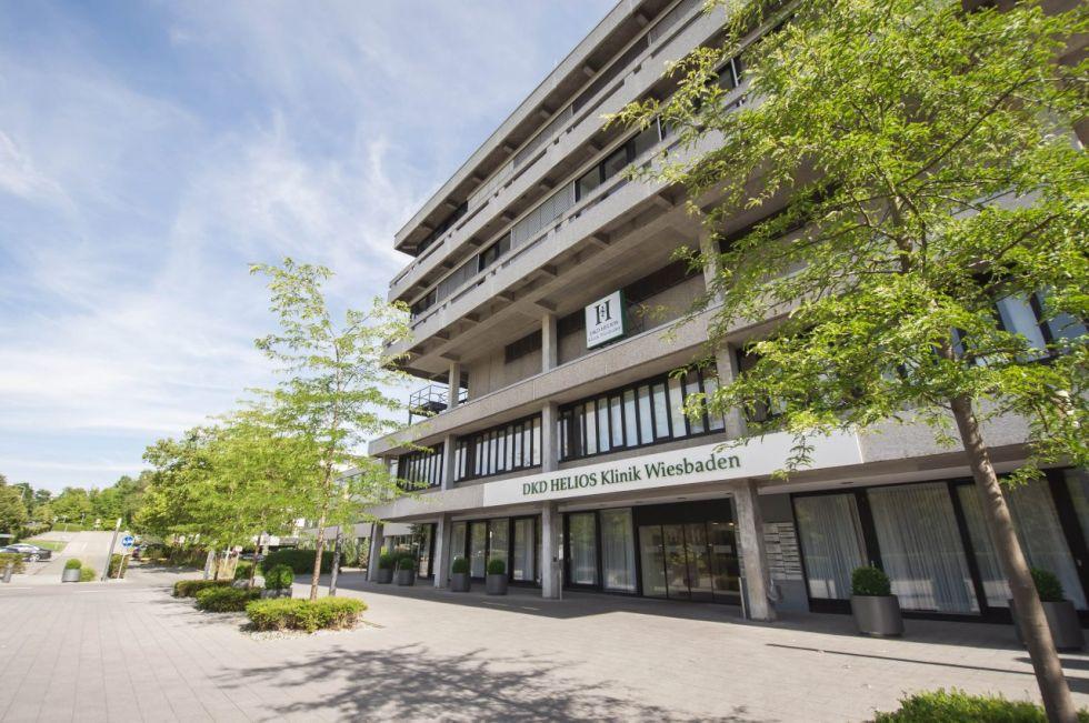 Dr. - Said Saalabian - DKD HELIOS Hospital, Wiesbaden
