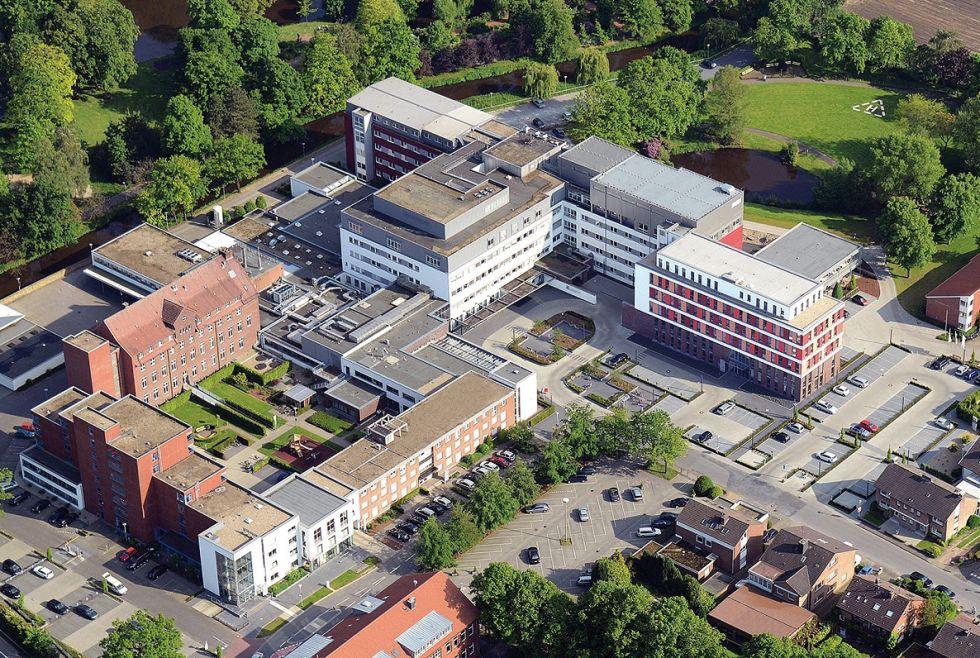 الدكتور - يورن هـ. فيت - مستشفى سانت أنتونيوس في غروناو، شركة محدودة المسؤولية