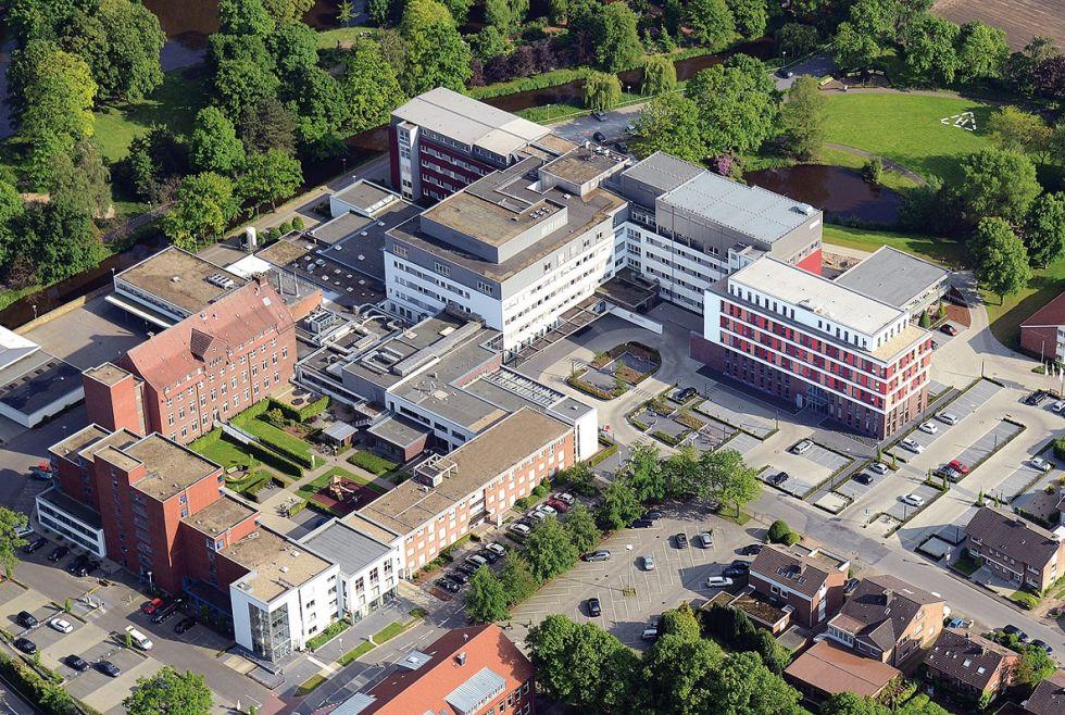 جيورجيوس ستاماتيلوس - شركة مستشفى سانت أنطونيوس في غروناو