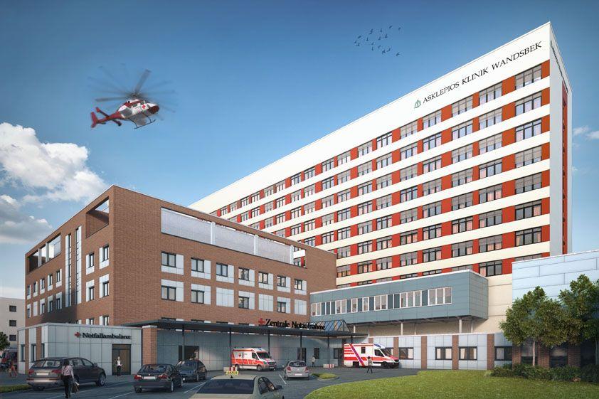 Dr - Erik Fritzsche - Asklepios Hospital, Wandsbek