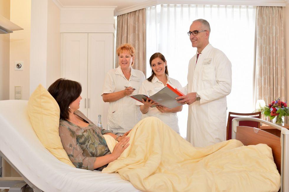 الدكتور - توماس فيسمايير - أسقليبيوس - مستشفى لينداو