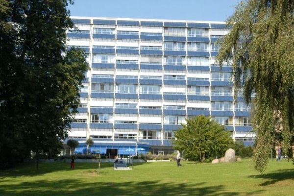 مارتين - مارتين ريك  - مستشفى الصدر جروسهانسدورف المحدودة المسؤولية