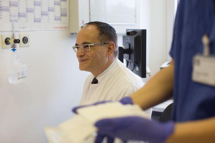 Prof. - Johannes Hoffmann - Elisabeth Hospital Essen GmbH